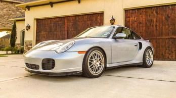 DLEDMV - Porsche 996 turbo vs Hayabusa - 01