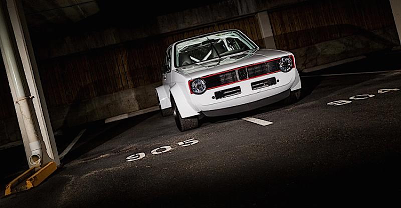 DLEDMV - VW Rabbit V8 S4 - 06