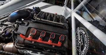 DLEDMV - VW Rabbit V8 S4 - 10