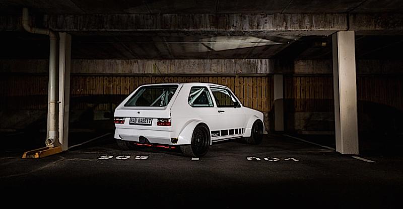 DLEDMV - VW Rabbit V8 S4 - 13