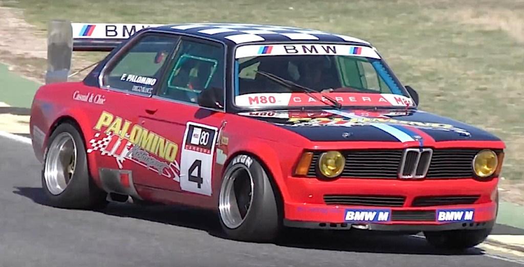 DLEDMV - BMW E21 Swap M5 - 05
