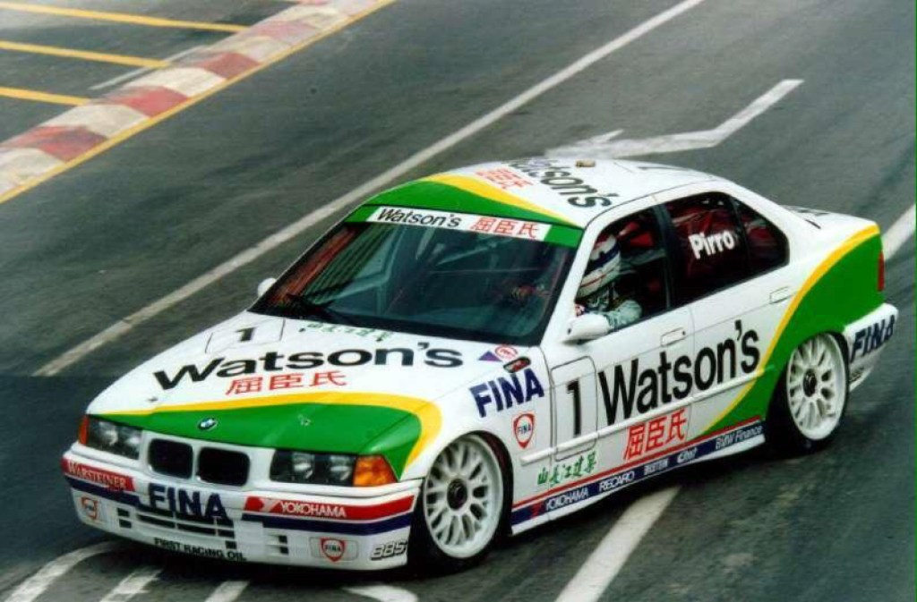 DLEDMV - BMW E36 race onboard - 03