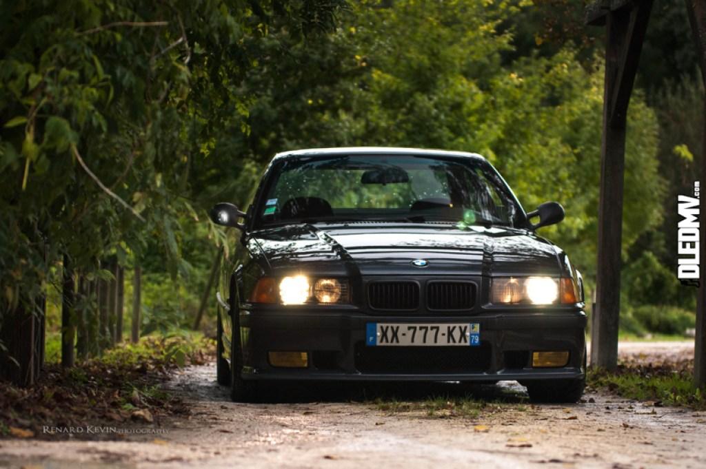 DLEDMV - BMW M3 E36 black Kevin R - 01