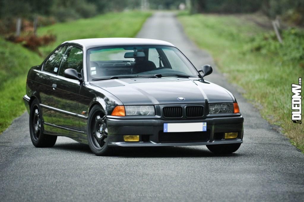 DLEDMV - BMW M3 E36 black Kevin R - 13