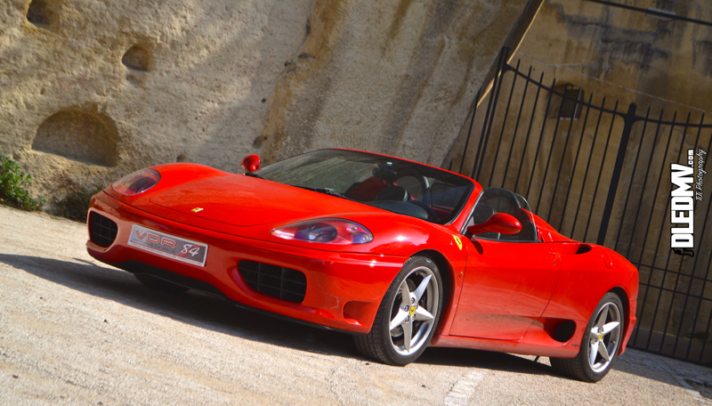 DLEDMV - Ferrari 360 Spider VDR84 - 13