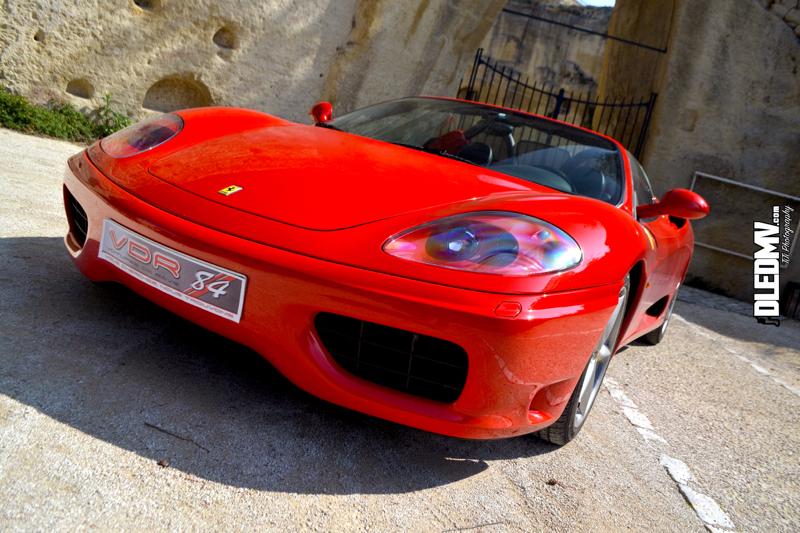 DLEDMV - Ferrari 360 Spider VDR84 - 20