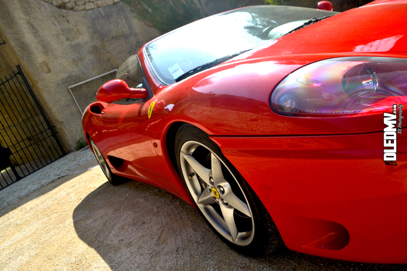 DLEDMV - Ferrari 360 Spider VDR84 - 22