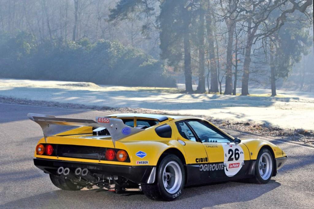 DLEDMV - Ferrari 512 BB Ecurie francorchamps - 01