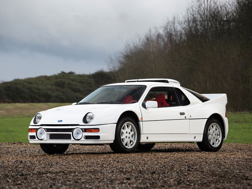 DLEDMV - Ford RS200 S - 01