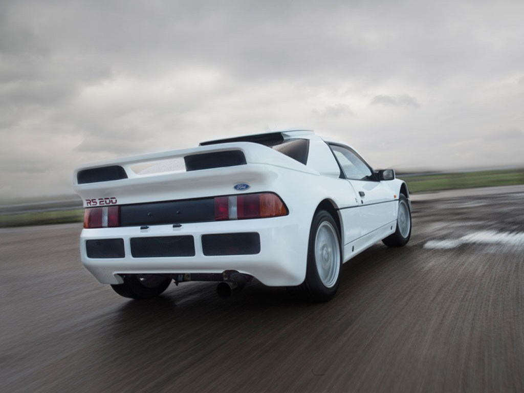 DLEDMV - Ford RS200 S - 12