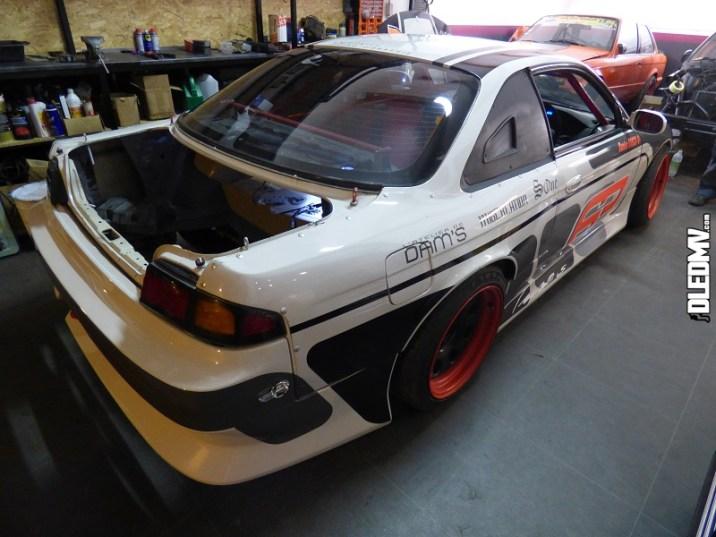 DLEDMV - Garage DAMS - 12