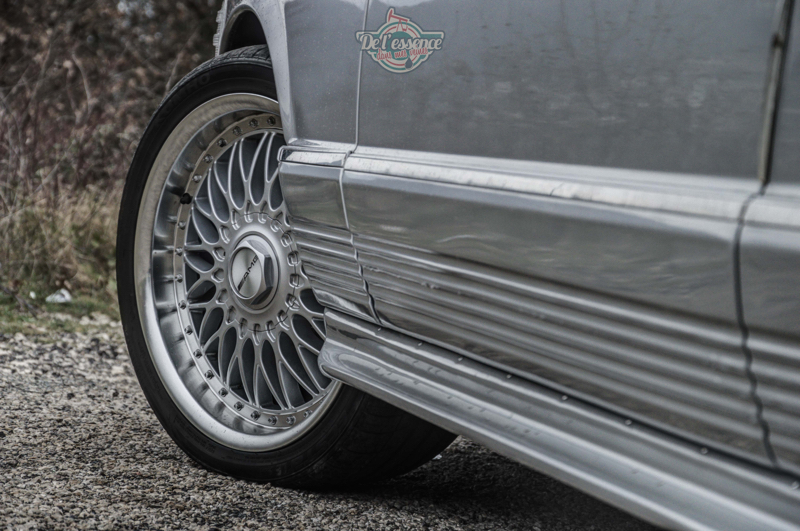 DLEDMV - Mercedes 500 SEC Exclue - 03