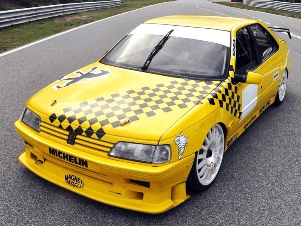 DLEDMV - Peugeot 405 Supertourisme - 02
