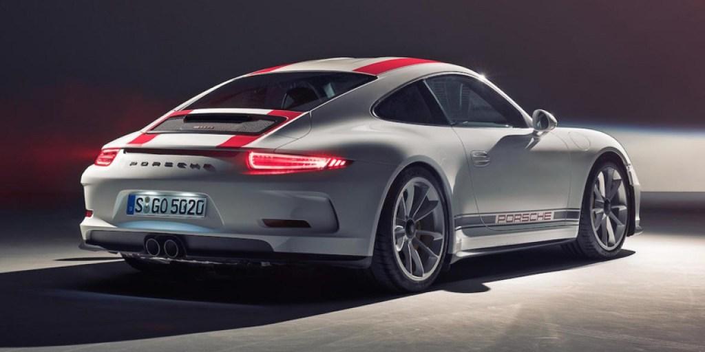 DLEDMV - Porsche 991 R - 01