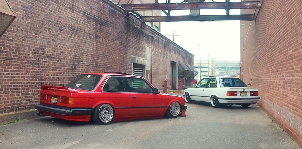 DLEDMV - BMW E30 Brick City - 01