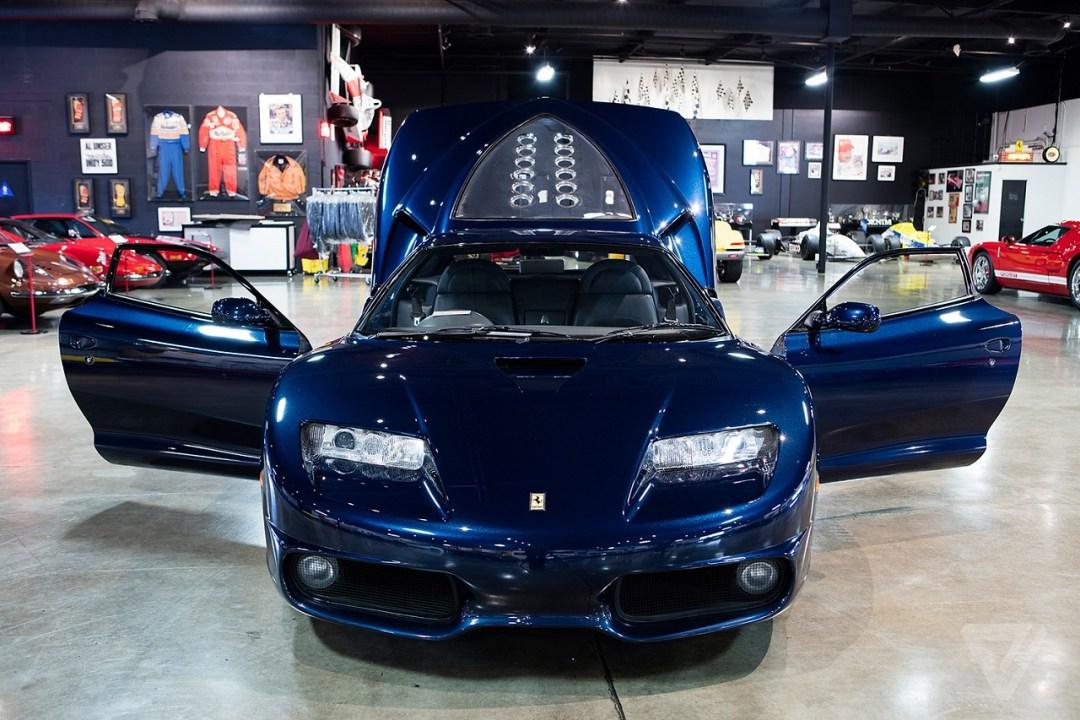 DLEDMV Ferrari FX unique 06