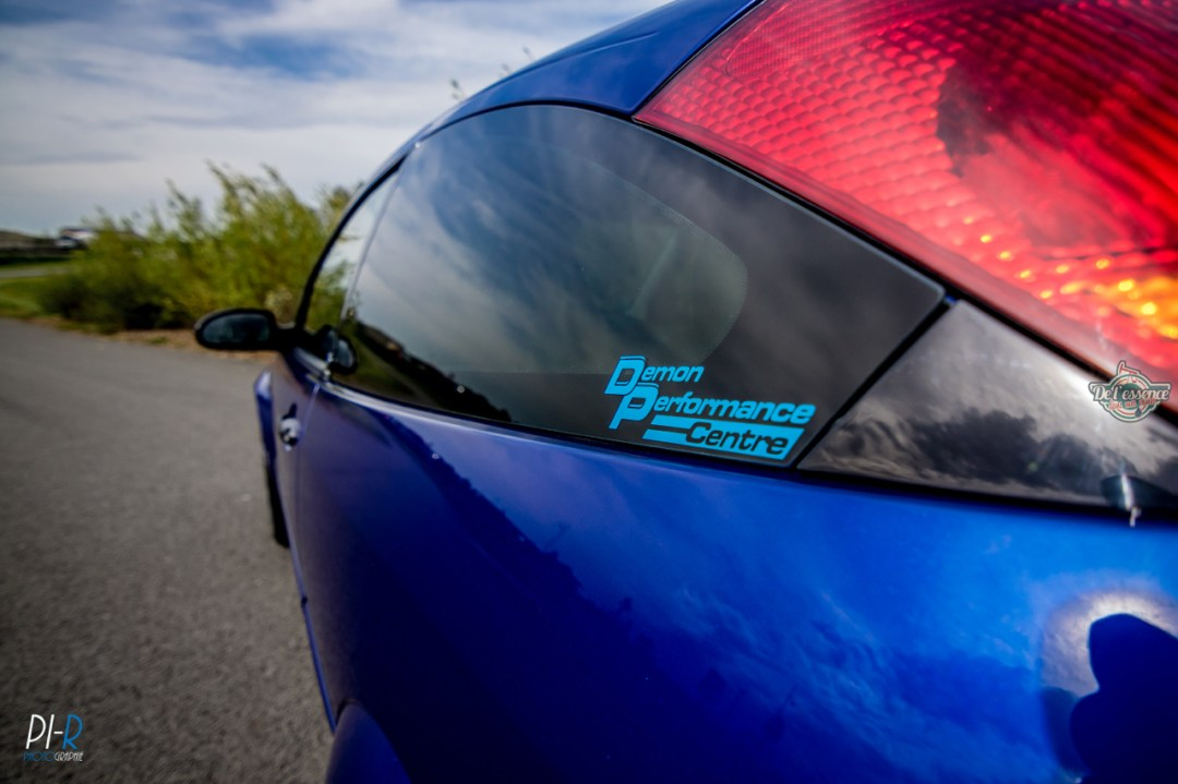 DLEDMV - Ford Focus RS Mk1 Pierre & PiR - 09