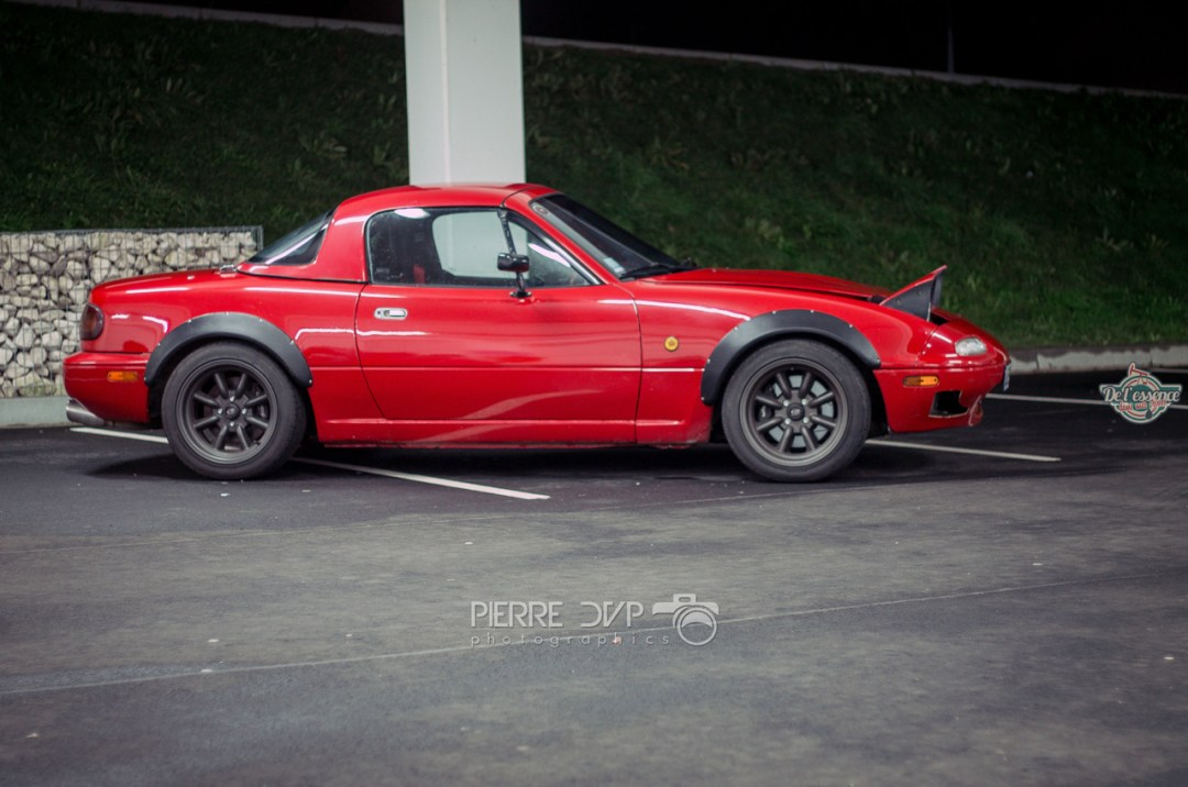 DLEDMV - Mazda MX5 NA Turbo Pierre DVP - 16