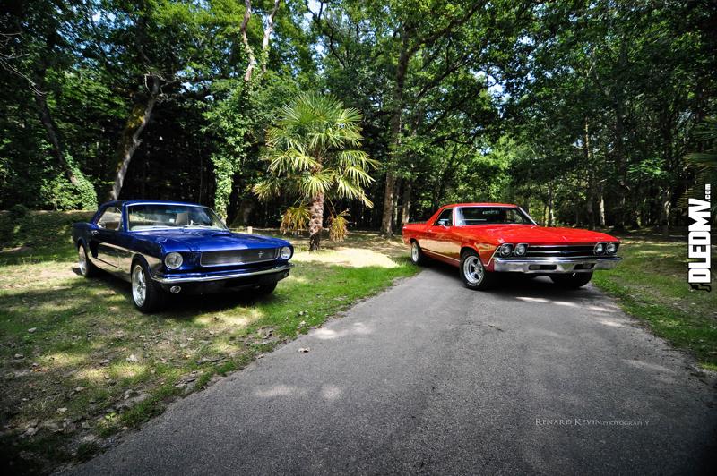 DLEDMV - Mustang & El Camino Kevin R - 08