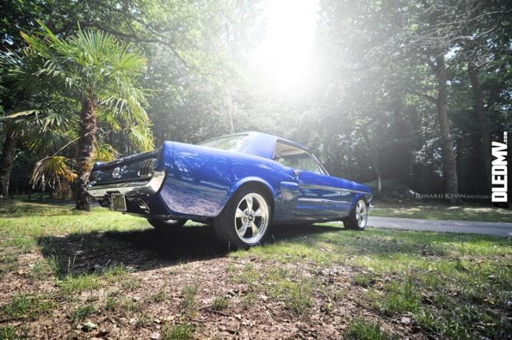 DLEDMV - Mustang & El Camino Kevin R - 09