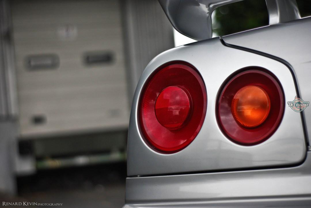 DLEDMV - Nissan Skyline R34 Grey KevinR - 08