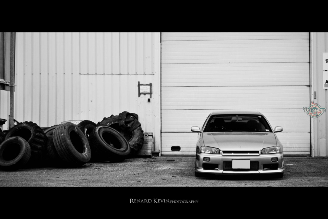 DLEDMV - Nissan Skyline R34 Grey KevinR - 09