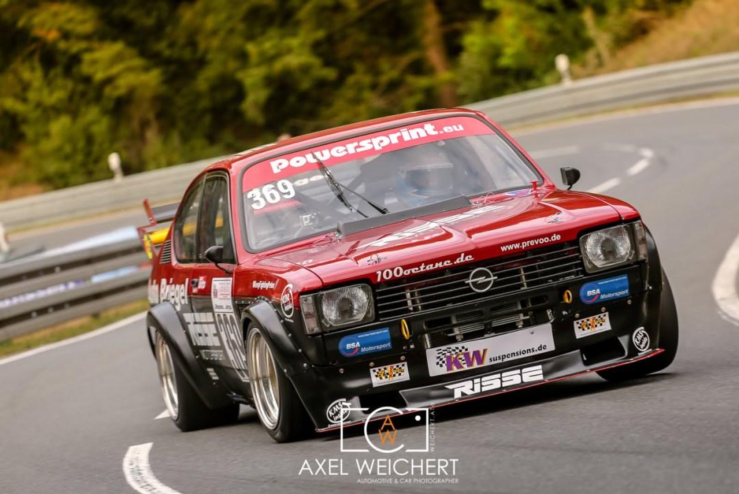 DLEDMV - Opel Kadett Hillclimb RISSE Motorsport - 01