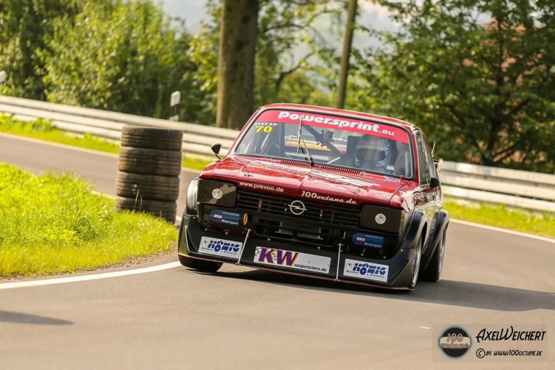 DLEDMV - Opel Kadett Hillclimb RISSE Motorsport - 02