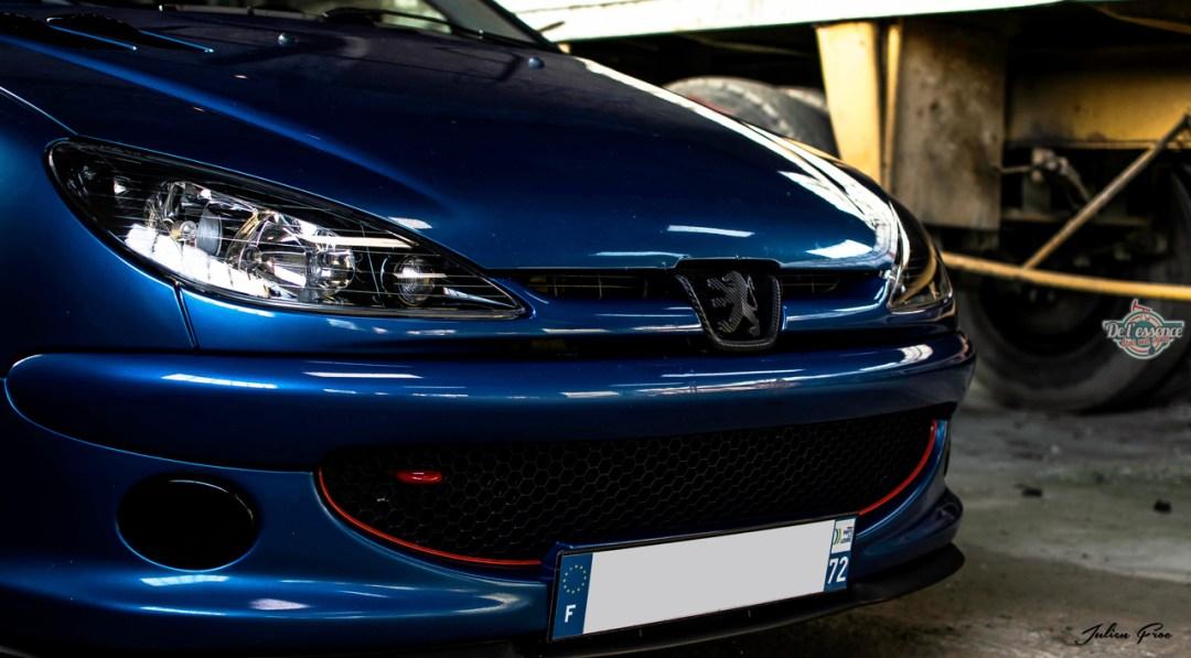 DLEDMV - Peugeot 206 RC JulienF - 02