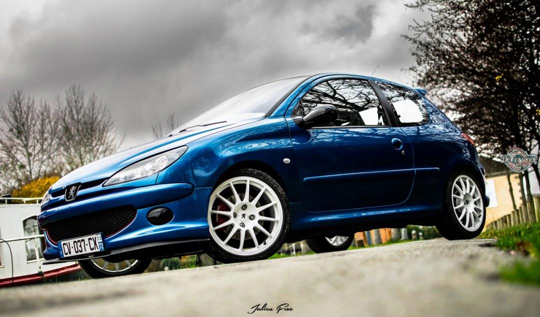 DLEDMV - Peugeot 206 RC JulienF - 12