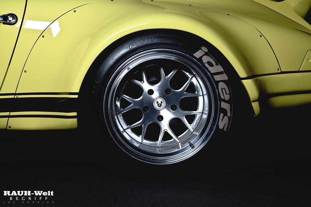 DLEDMV - RWB Porsche 911 Backdating - 05