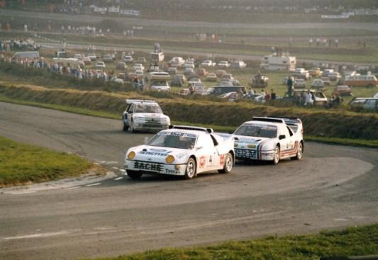 DLEDMV - Rallycross Brands Hatch 87 - 07