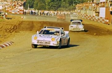 DLEDMV - Rallycross Brands Hatch 87 - 08