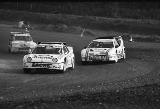 DLEDMV - Rallycross Brands Hatch 87 - 09