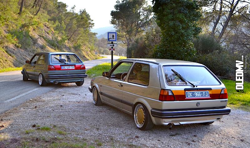 DLEDMV - VW 2 GOlf 2 Bastien & Matthieu - 15