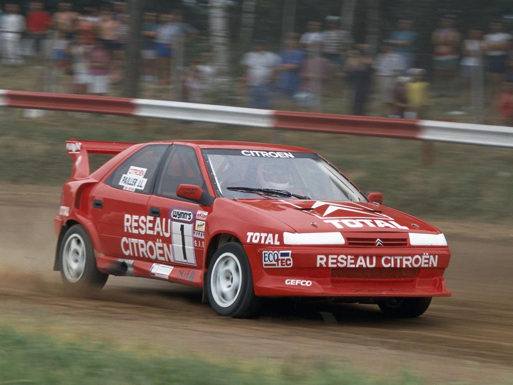 DLEDMV - Xantia T16 4x4 Rallycross - 05