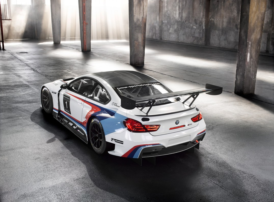 DLEDMV - BMW M6 GT3 Sound - 07