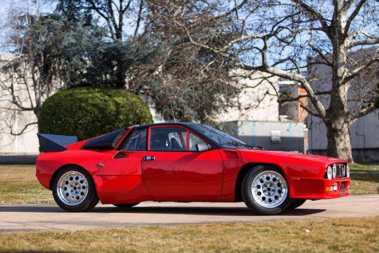 Lancia 037 - 001, Genèse de la fin d'un monde. 13