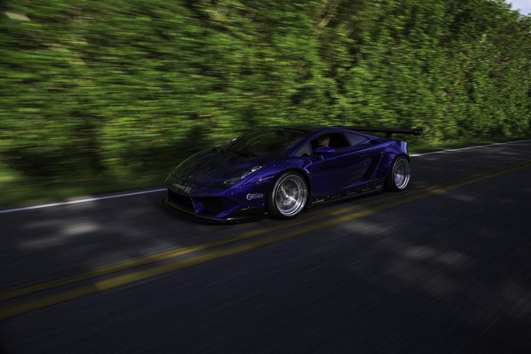 DLEDMV Lamborghini Liberty Walk Optimus 07