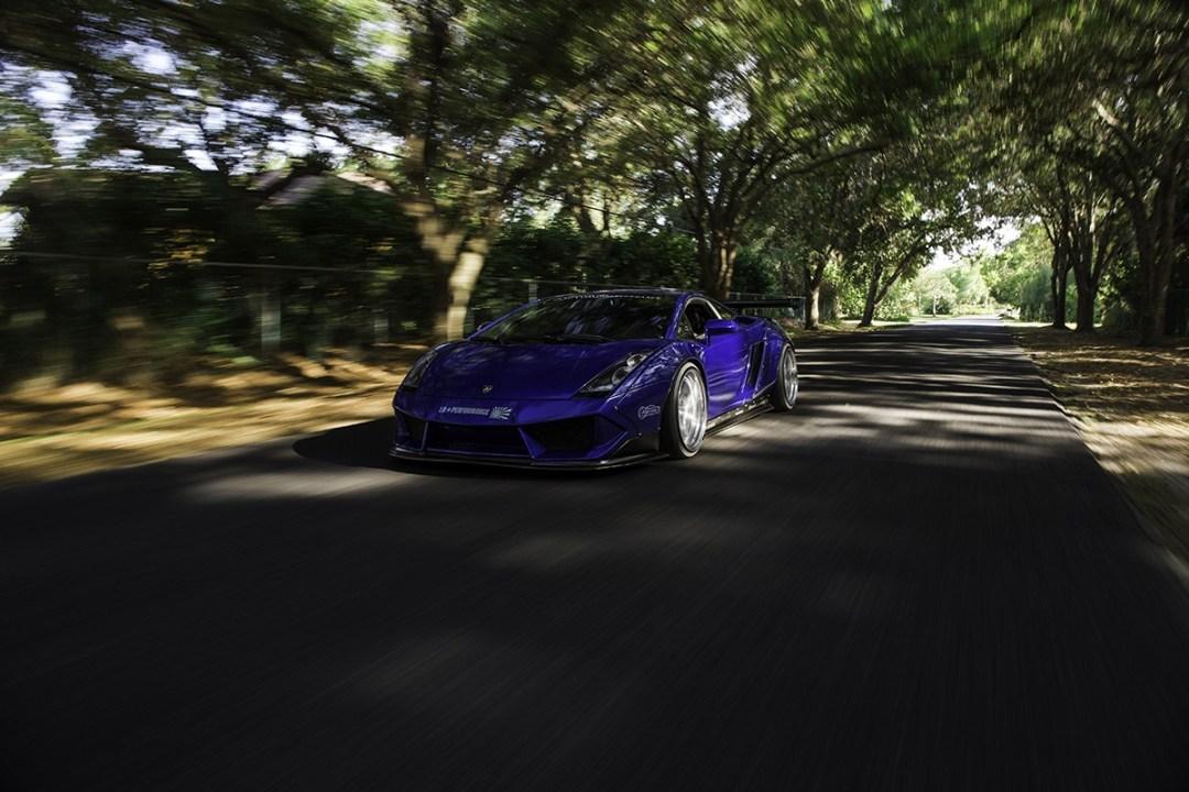 DLEDMV Lamborghini Liberty Walk Optimus 08