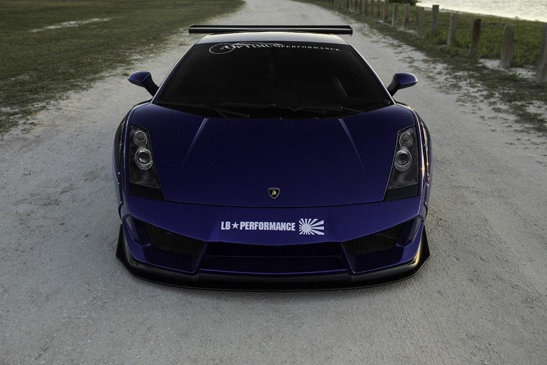 DLEDMV Lamborghini Liberty Walk Optimus 09