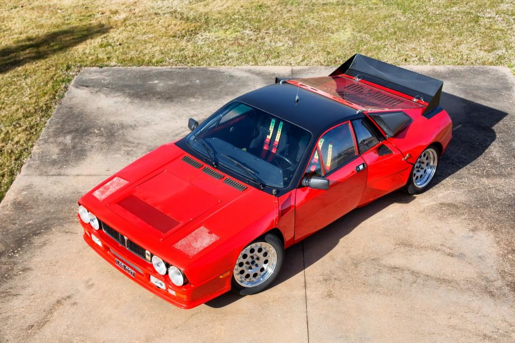 Lancia 037 - 001, Genèse de la fin d'un monde. 18