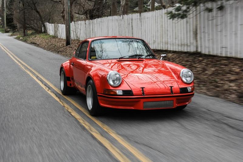 DLEDMV - Porsche 911 The RSR Project - 07