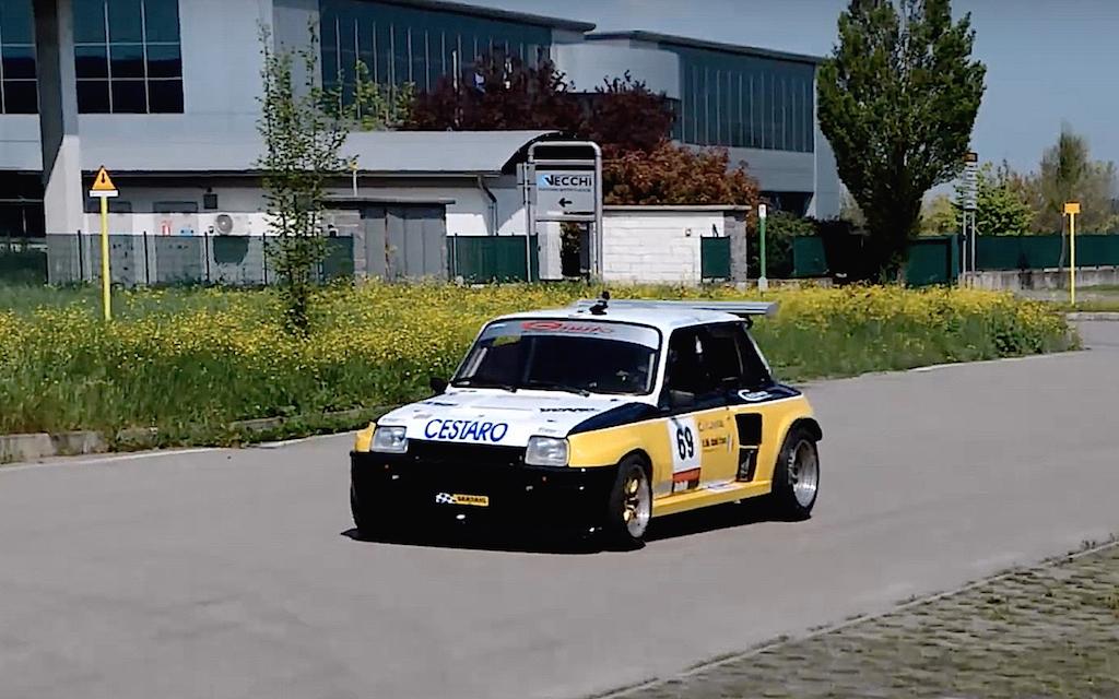 DLEDMV - Renault 5 Maxi Turbo Slalom Italia - 01