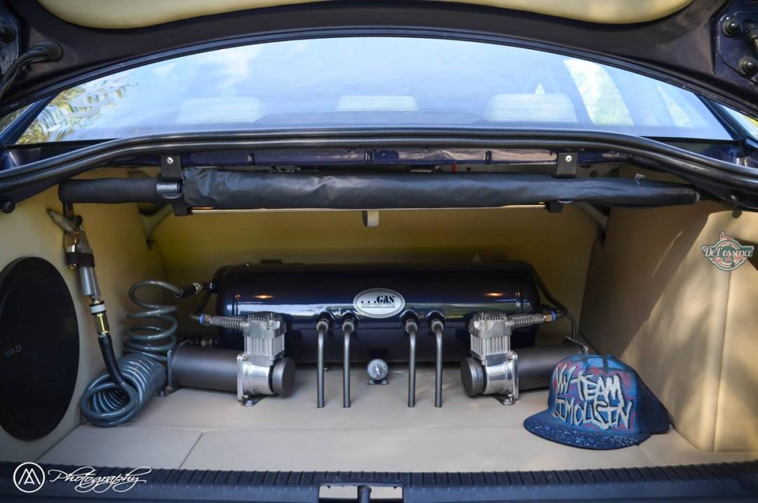 DLEDMV - VW Passat B5 Airride Antho - 16
