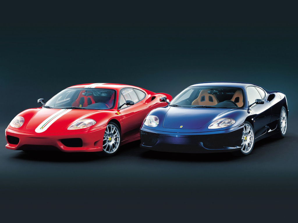 DLEDMV - Ferrari 360 Modena Challenge Stradale - 06