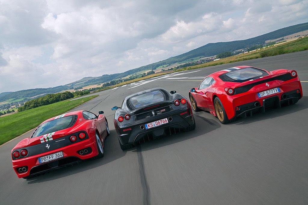 DLEDMV - Ferrari 360 Modena Challenge Stradale - 07
