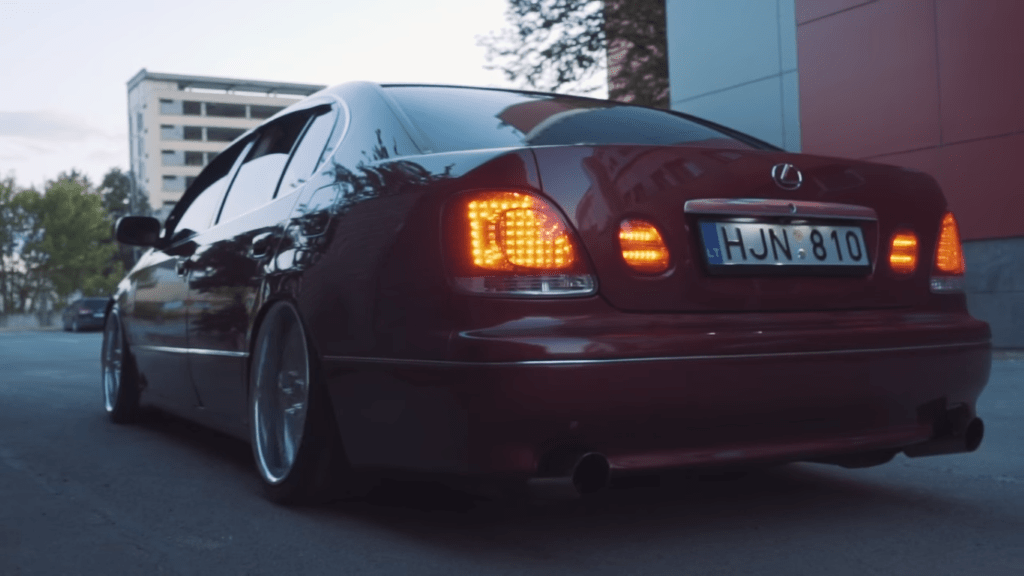 DLEDMV GS300 Stanced daily 03