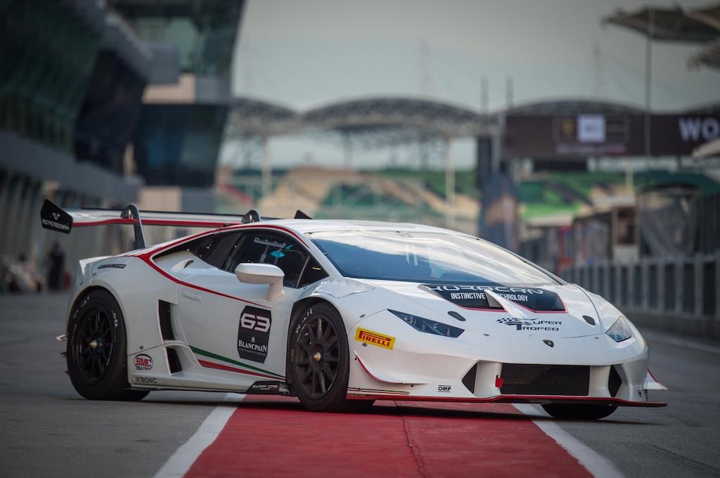 DLEDMV - Lambo Huracan Super Trofeo Race - 01