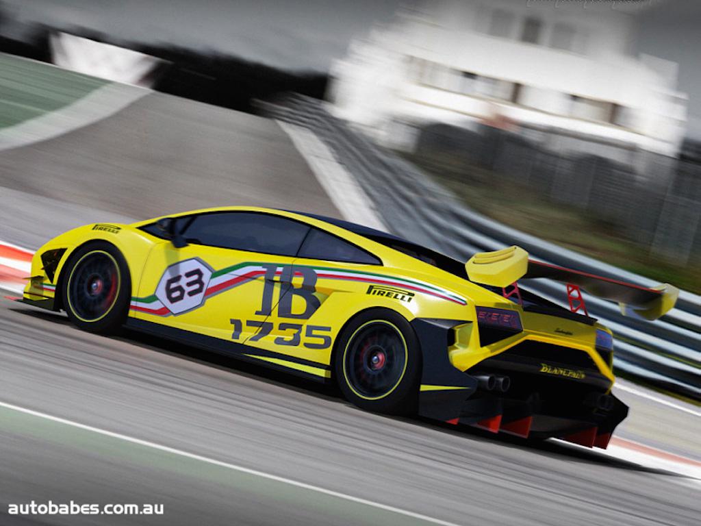 DLEDMV - Lambo Huracan Super Trofeo Race - 07